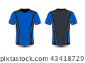 衬衫 设计 运动 43418729