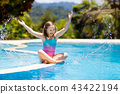 pool, kids, child 43422194