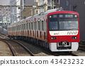 [KK] Keihin Electric Express 1000 Series 1600 Series (Airport Express) 43423232
