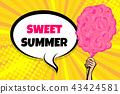 summer, sale, woman 43424581