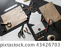 Vintage stationery set 43426703