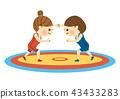 摔跤 格鬥運動 女生 43433283