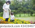 gardening, baby boy, boy 43439467