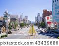 도요 하시시 도요 하시 역 도시 풍경 駅前大通 43439686