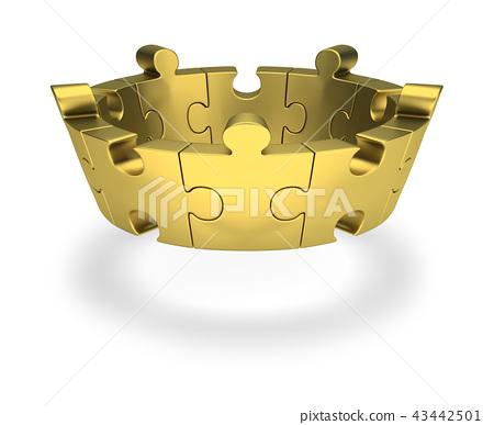 puzzle crown 43442501