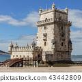 塔 建築 堡壘 43442809