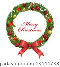 christmas wreath, christmas, noel 43444738