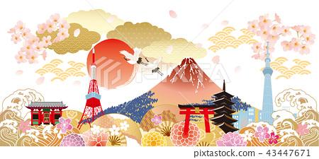 日本很多白色 43447671