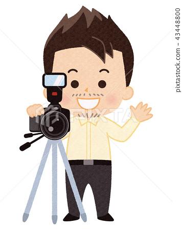 攝影師的人 43448800