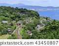 열차, 로컬 선, 풍경 43450807