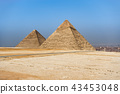The Pyramids of Giza, the last surviving Wonders 43453048