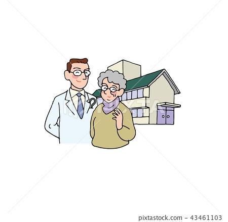 老人住房 43461103