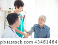 doctor, pressure, blood 43461464