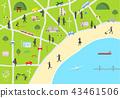 城市地圖 43461506
