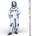 우주 비행사 43462129
