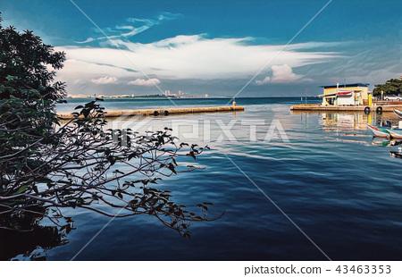 淡水漁港 43463353
