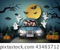 幽灵 鬼 万圣节 43463712