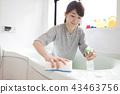 浴室清潔 43463756
