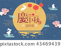 celebrate Mid Autumn Festival 43469439