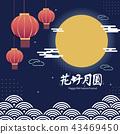 happy Mid Autumn Festival 43469450