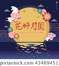 happy Mid Autumn Festival 43469451