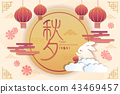 happy Mid Autumn Festival 43469457