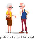 human grandfather grandmother 43472968