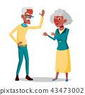 human grandfather grandmother 43473002