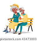human grandfather grandmother 43473003
