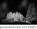 Diamond Silver Crown Miss Pageant Beauty Contest 43474862