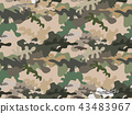 Camo seamless pattern27 43483967