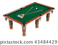 billiard, billiards, table 43484429