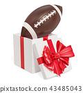 American, football, gift 43485043