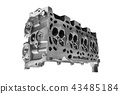 Cylinder head combustion engine 43485184
