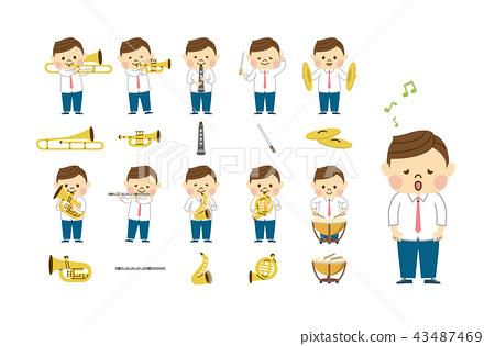 乐队音乐人设置 43487469