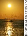 海 海邊 海灘 43491272