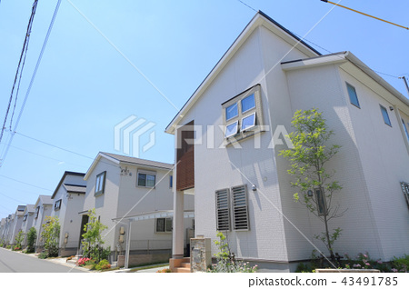 新興住宅區 43491785