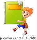 boy giant book 43492684