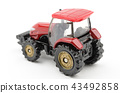 microcar, farm machine, tractor 43492858