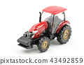 microcar, farm machine, tractor 43492859