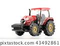 微型汽車 農場機械 拖拉機 43492861