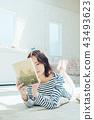 生活方式閱讀女人 43493623