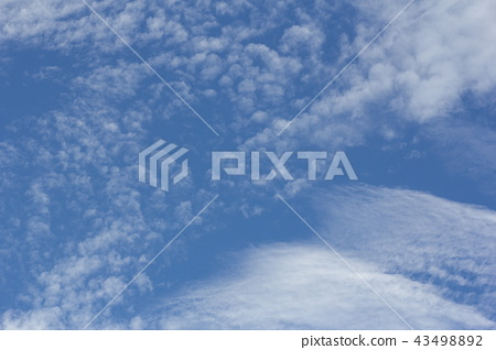 autumn sky 43498892