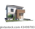 獨立式住宅 43499783