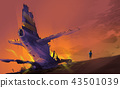 survivor from airplane clashed against mountains 43501039