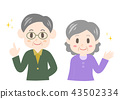 vector, vectors, couple 43502334