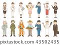 직업 인물 전신 43502435