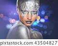 模型 模特 模特兒 43504827