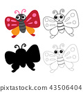 worksheet vector design for kid 43506404