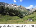 코카서스 산맥 하이킹 러시아 43507783
